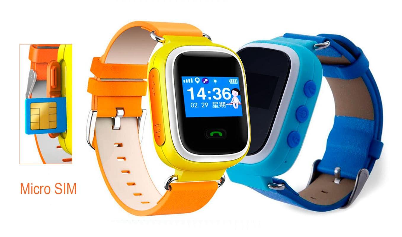 Reloj inteligente cómo configurar la hora y la fecha. Registro en la ...