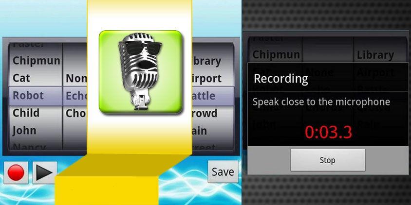 Скачать приложения для изменения голоса для андроид